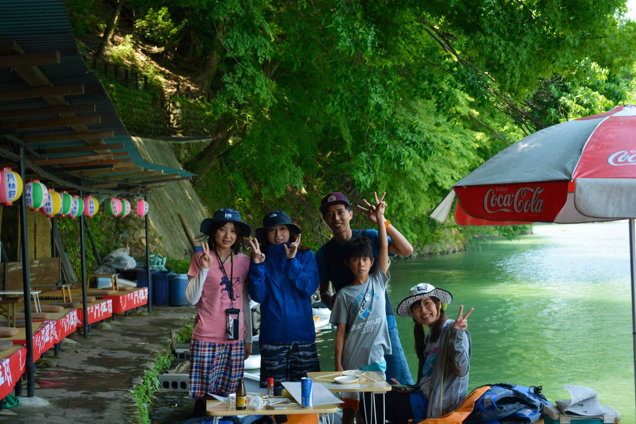琴が瀬茶屋さんではお食事や飲み物も楽しめます!
