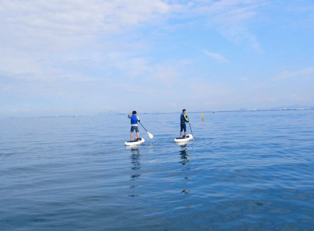穏やかで広大な琵琶湖のスケールを感じながらクルージング!