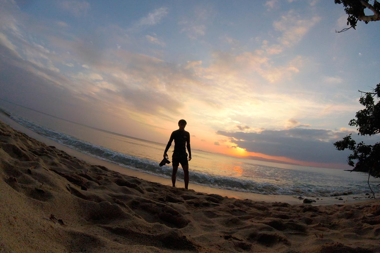 美しい海や夕日が堪能できる石垣島SUP合宿