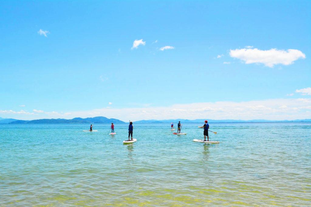 日本一の湖マザーレイク琵琶湖と山々の織りなす絶景をSUPで堪能いただけます!