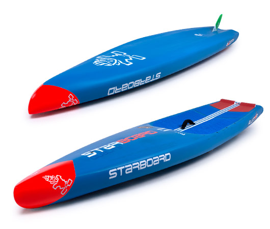 ALL STAR 18 10 6x22 SUP Hybrid Carbon 1