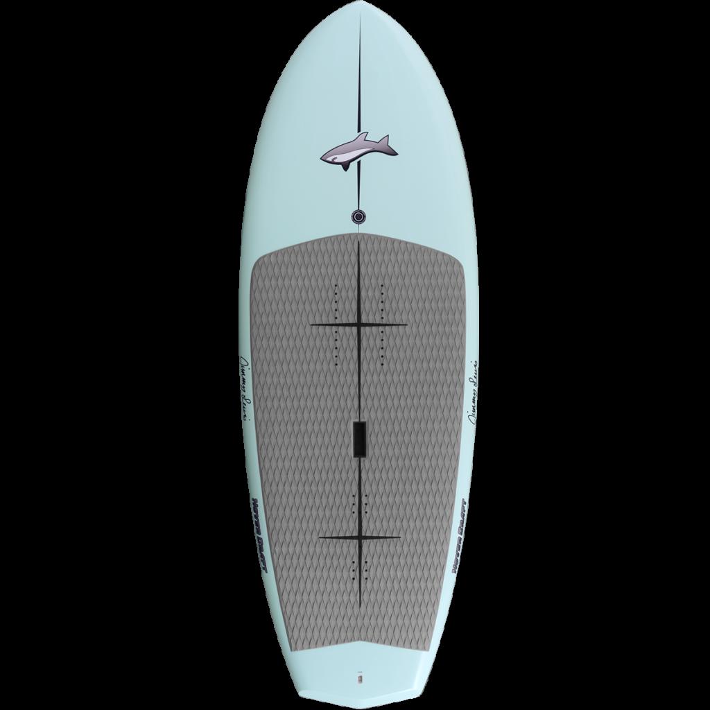 hovercraft blue deck 2