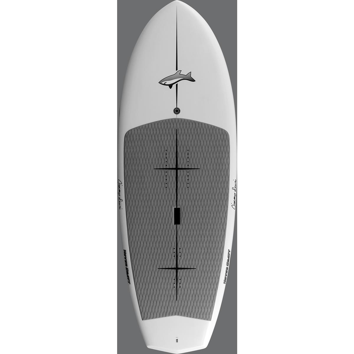 hovercraft gray deck