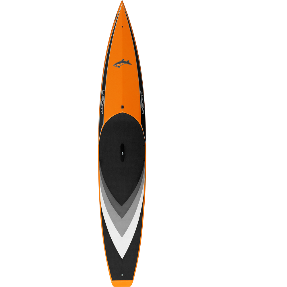 sup uboat 126 orange top
