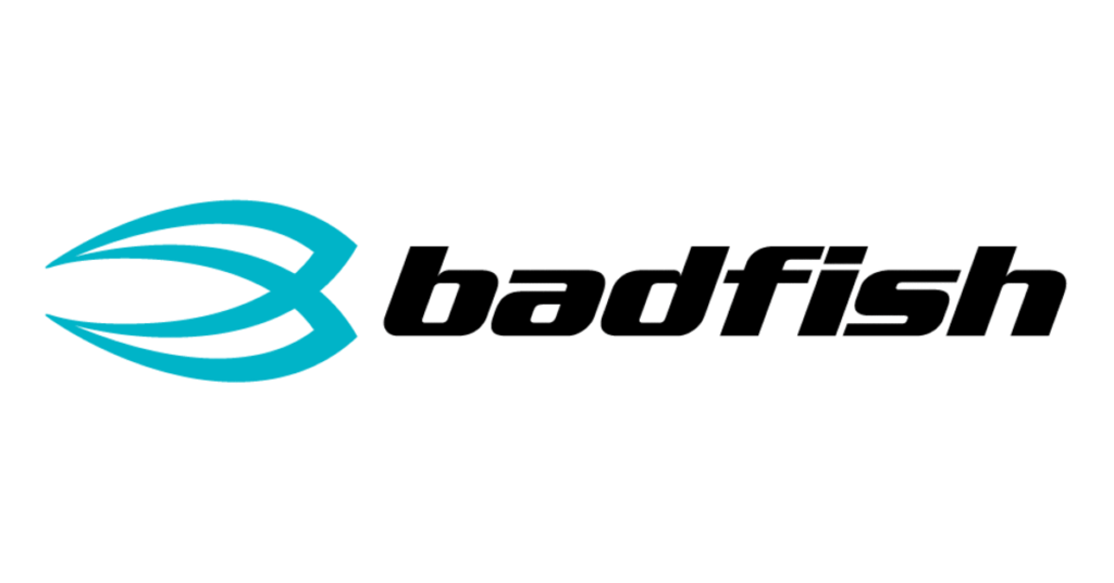 Badfish Logo Horizontal RGB